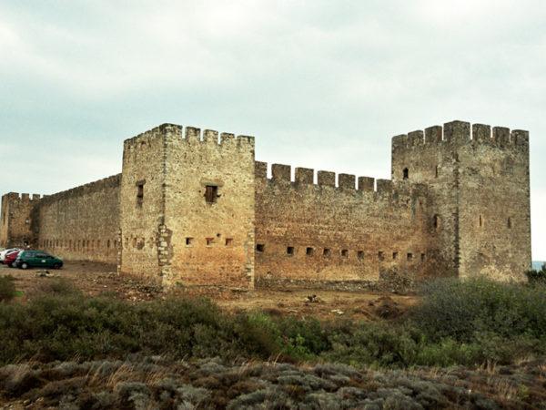 Frangokastello. Wenecki zamek na Krecie