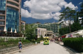 Złote Piaski Najsłynniejszy kurort w Bułgarii