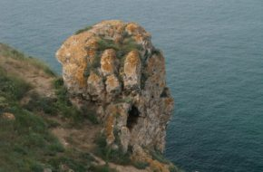 Kaliakra Surowe piękno czarnomorskiego klifu