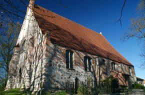 Altenkirchen Najstarsza parafia na wyspie Rugia