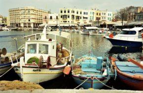 Chania Historyczna stolica Krety