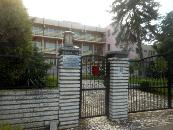 Warna. Dom Polski w najstarszym kurorcie