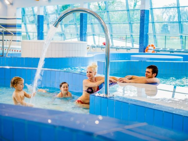 Racibórz. Starzy i młodzi mają nowy aquapark