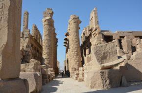 Luksor Kompleks świątyń w Karnaku