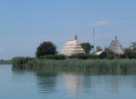 Laguna di Marano. Casone, czyli rybackie domki na wodzie