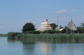 Laguna di Marano Casone, czyli rybackie domki na wodzie