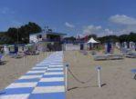 Lignano. 18 tysięcy parasoli na plaży