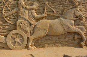 Hurghada Muzeum rzeźb z… piasku