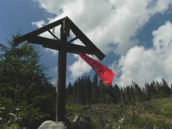 Płajska Dolina. Pomnik legionów w zakarpackiej głuszy
