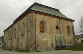 Przysucha Ma już nowy dach stara synagoga…