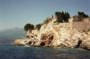Sveti Stefan Najbardziej ekskluzywny hotel Czarnogóry