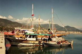 Alanya Od bazy piratów do znanego kurortu