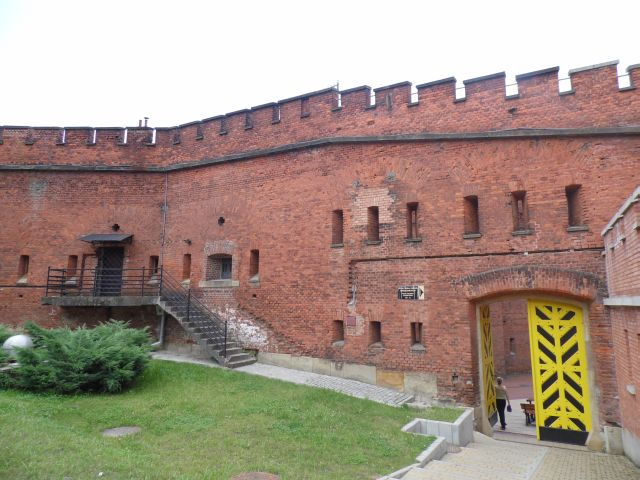 Kraków. Muzeum Twierdzy pod Kopcem Kościuszki