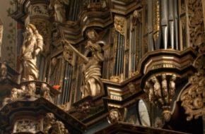 Kamień Pomorski Niebiański koncert organowy w katedrze