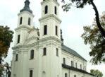 Witów. Kościół i resztki norbertańskiego klasztoru