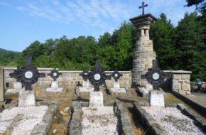 Małopolska Szlak Frontu Wschodniego I wojny