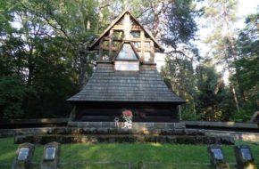 Magura Małastowska Najsłynniejszy cmentarz pierwszej wojny
