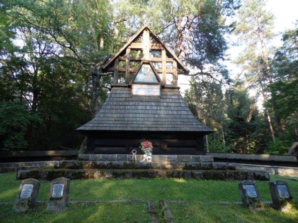 Magura Małastowska. Najsłynniejszy cmentarz pierwszej wojny