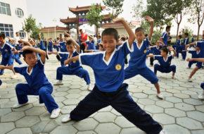 Shaolin 16 wieków sztuk walki