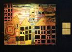 Wiedeń. Trzy budowle Hundertwassera