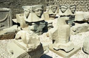 Dendera Świątynia bogini Hathor