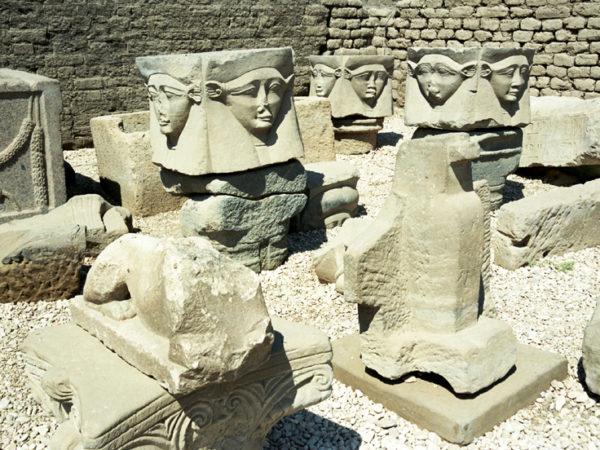 Dendera. Świątynia bogini Hathor