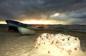 Hammamet Plaża, morze i sporo zabytków