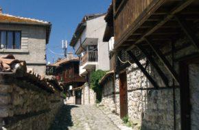 Nesebyr Starożytna perła Bułgarii