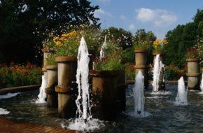 Berlin Ogrody świata w dzielnicy Marzahn