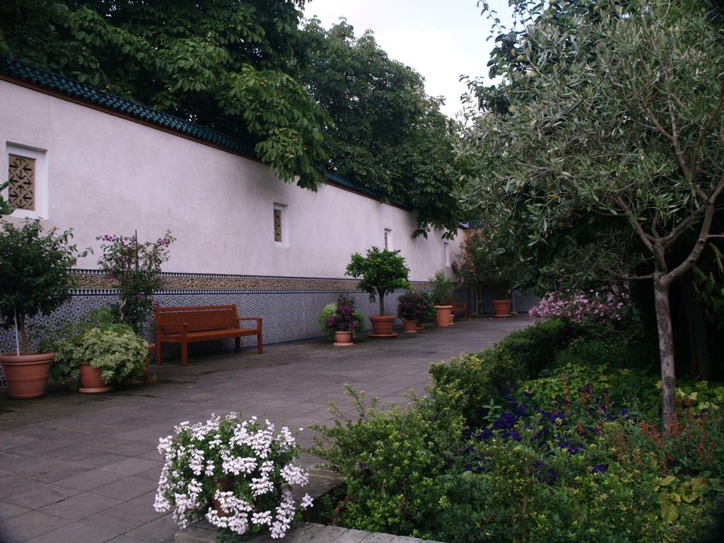 Berlin. Ogrody świata w dzielnicy Marzahn