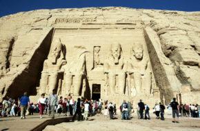 Abu Simbel Cud starożytnej i współczesnej techniki