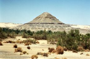 Baharija Oaza na Pustyni Libijskiej