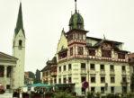 Dornbirn. Najludniejsze miasto Vorarlbergu
