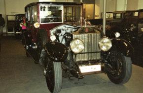 Dornbirn Muzeum Rolls-Royce