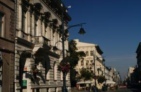 Łodź Jedyna w swoim rodzaju: ulica Piotrkowska