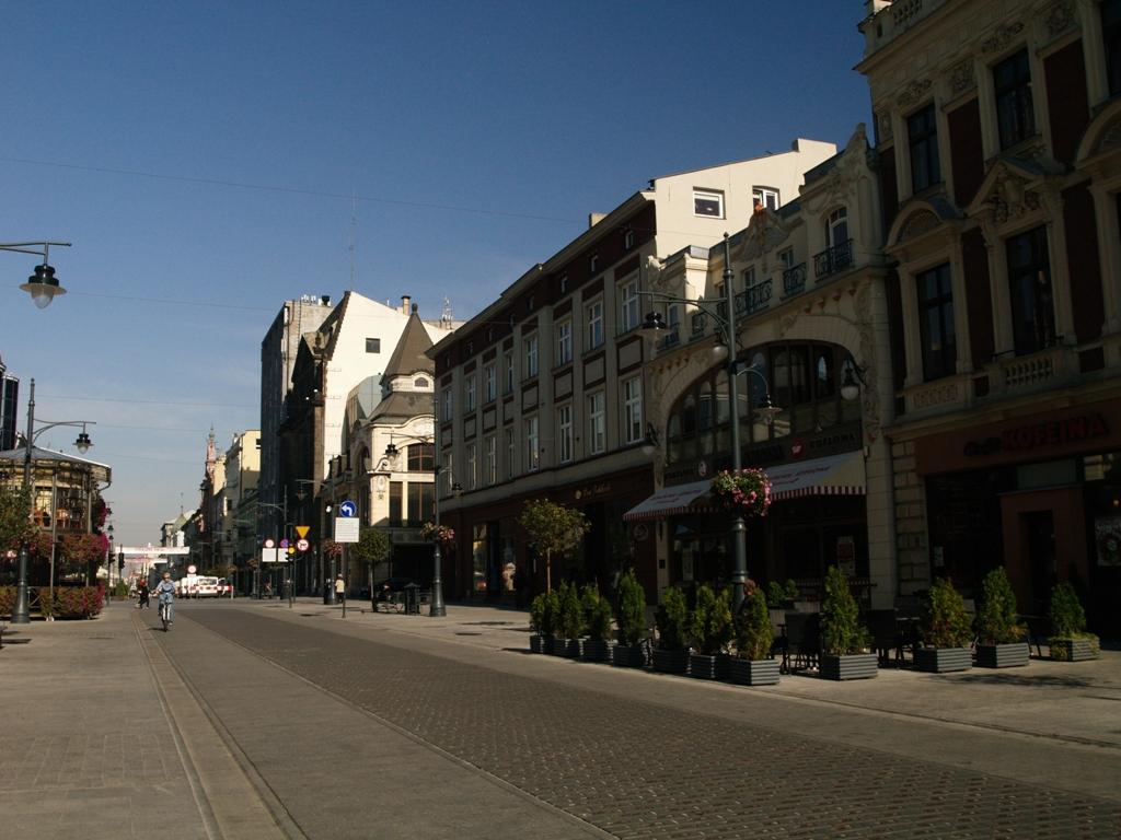 Łodź. Jedyna w swoim rodzaju: ulica Piotrkowska