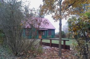 Augustów Wieś pośród Kozienickiej Puszczy