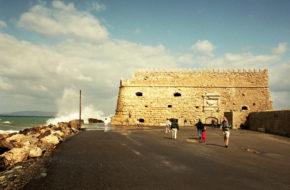 Heraklion Zabytki i muzea kreteńskiej stolicy