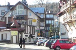 Karpacz Droga na Kopę: dygresja o urbanistyce