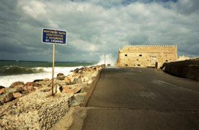 Heraklion Główne miasto Krety
