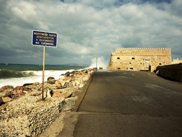 Heraklion. Główne miasto Krety