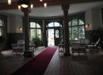 Bergün. Stuletni hotel w stylu Art Nouveau