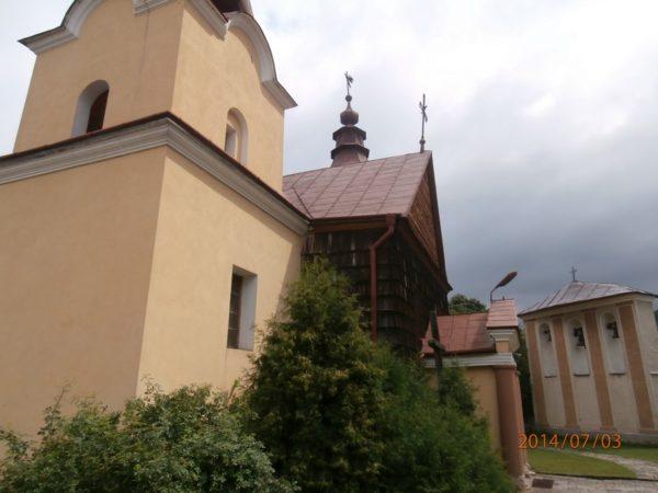Ropa. Kościół, dwór, cmentarz – nad rzeką Ropą