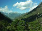 Mattertal. Koleją żelazną z Visp do Zermatt