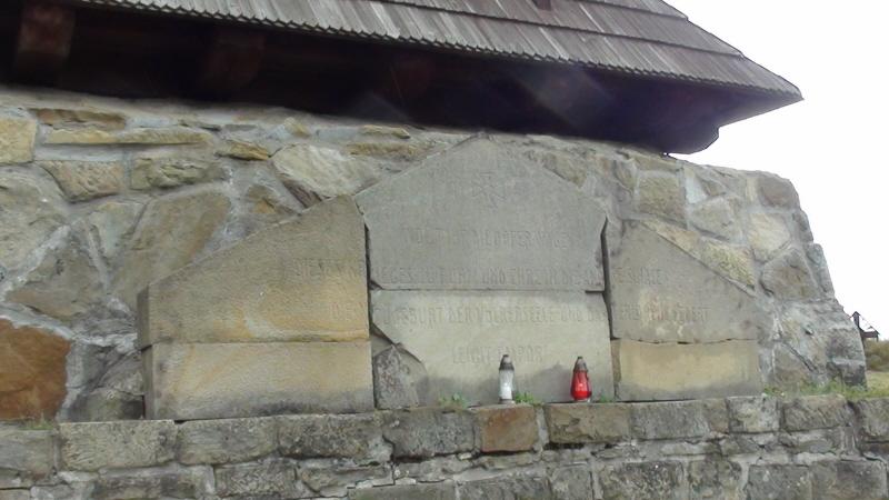 Grab. Dwa cmentarze z pierwszej wojny