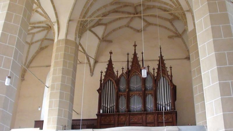 Biertan. Warowny kościół Sasów siedmiogrodzkich