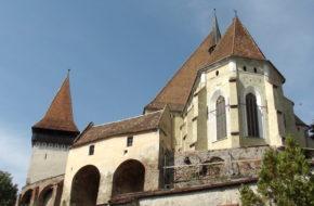 Biertan Warowny kościół Sasów siedmiogrodzkich