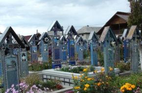 Săpânța Na Wesołym Cmentarzu