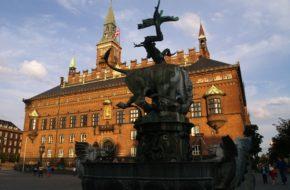 Kopenhaga Smoki na Placu Ratuszowym