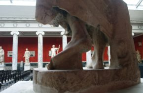 Kopenhaga Glyptoteka, czyli co można zrobić z piwa?